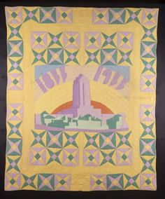 World Fair quilt