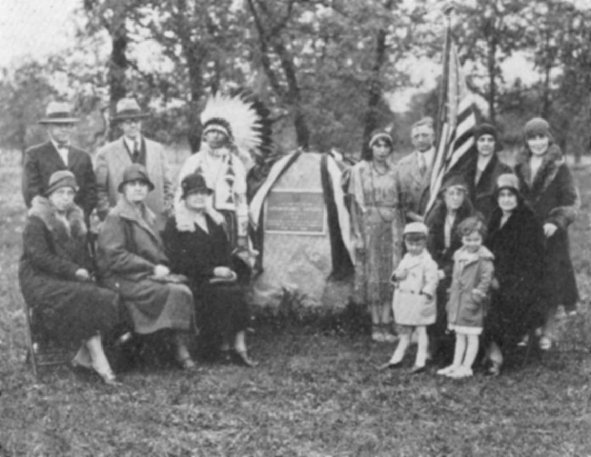 Daughters of the American Revolution - LaGrange Chapter 1930
