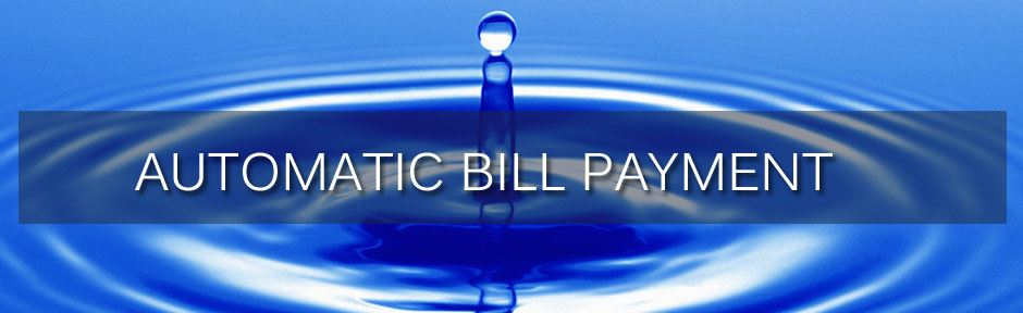 AUto Pay Water